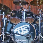Ed Cini Plays TJS Custom Drums