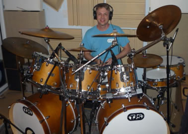 TJS Custom Drums Customer