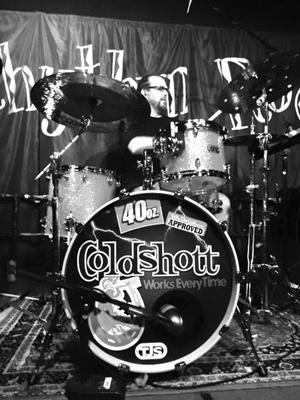 Dan Mueller TJS Custom Drums