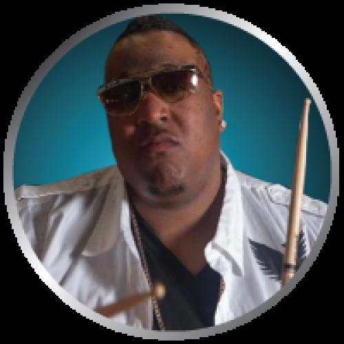 Eric Moore of Suicidal Tendencies Jamming on TJS Custom Drums