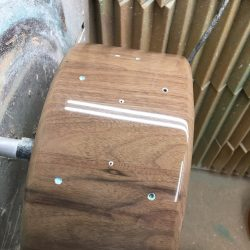 New Snare Being Made